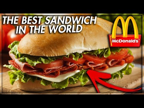 HOW TO MAKE THE BEST SANDWICH EVER !!! (Better than McDonalds)