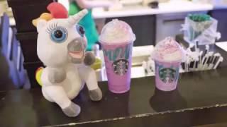 Squatty Potty Storms Starbucks