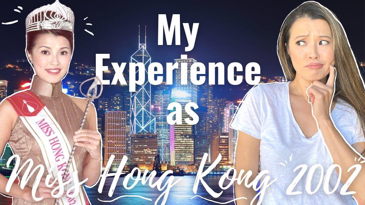 MY EXPERIENCE AS MISS HONG KONG 2002