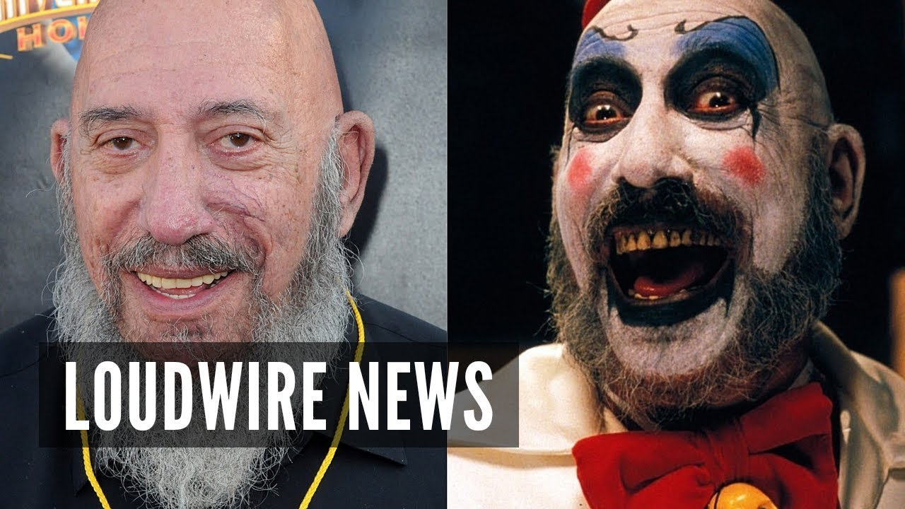 Download R.I.P. Sid Haig (Rob Zombie's Captain Spaulding)