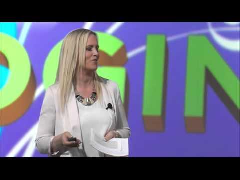 Emma Sneddon Presentation at Juice Plus International Conference - Phoenix, Arizona. March 2014