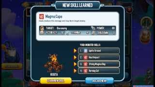 Monster Legends - How to get Vadamagma (Legendary)