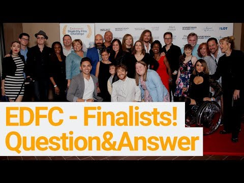 Easterseals Disability Film Challenge Finalists – Q & A
