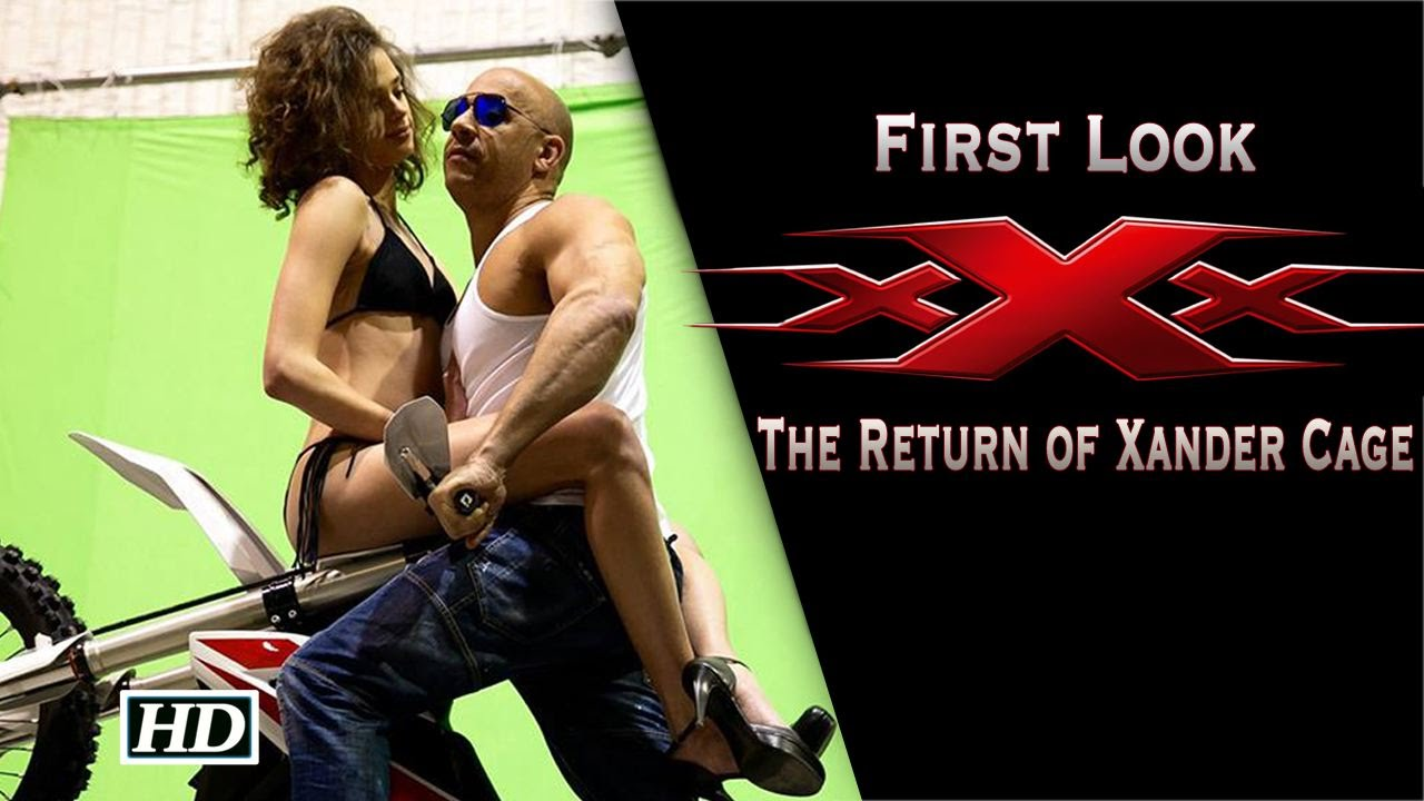 Xxx The Return Of Xander Cage  First Look  Deepika -3432