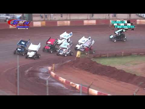 Dixie Speedway and Rome Speedway crashes from the 2019 season