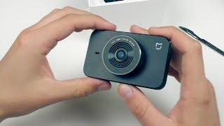 Автомобильный видеорегистратор  Xiaomi mijia Car DVR