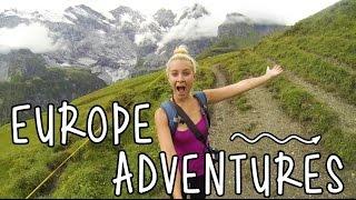 Adventuring Around Europe