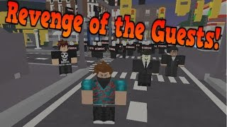 Revenge of the Guests. ROBLOX