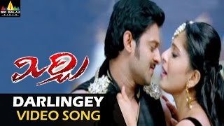Mirchi Video Songs | Darlingey Video Song | Prabhas, Anushka, Richa | Sri Balaji Video