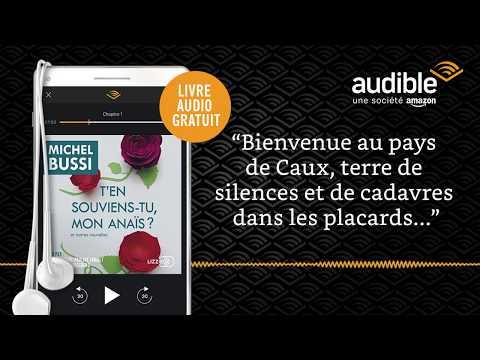 T En Souviens Tu Mon Anais Sur Audible Livre Audio