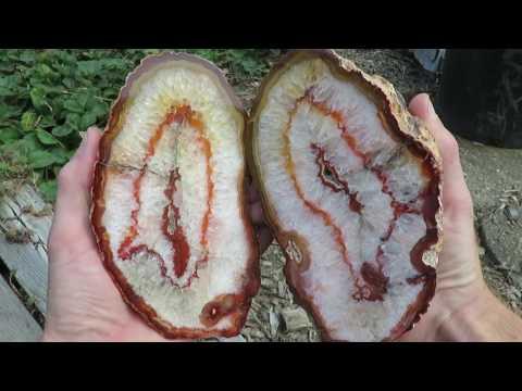 Natural Carnelian Agate