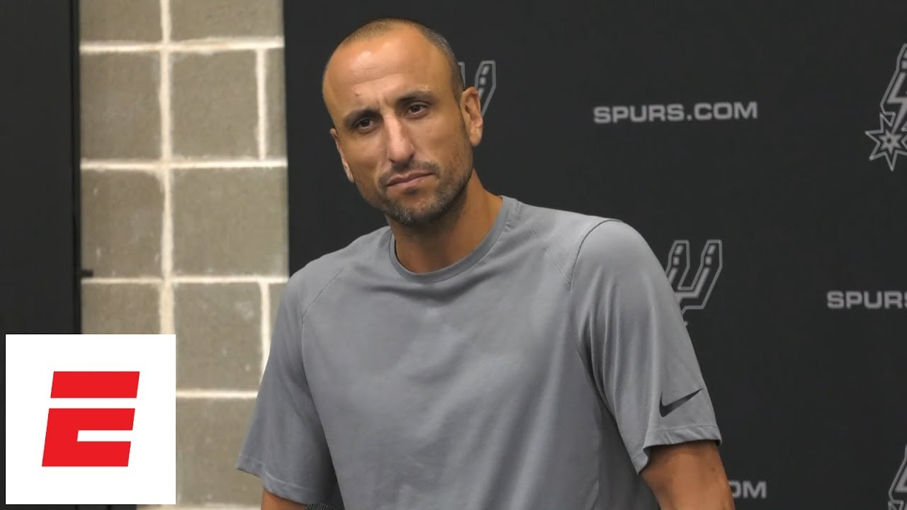 Manu Ginóbili explains decision to retire from NBA