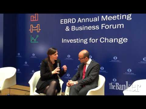 Interview with Mattia Romani, managing director, country and sector economics, EBRD - View from EBRD