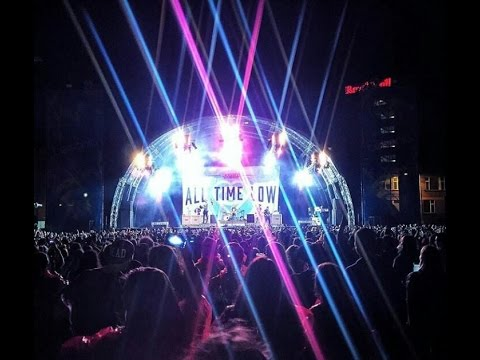 Twenty One Pilots and All Time Low Belsonic 2015