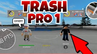 CARRYING TRASHEST PRO 1 DROPPED 18 POINTS (RB WORLD 2)