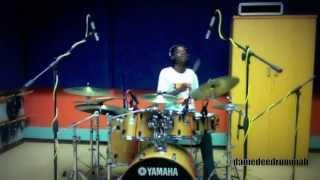 Jeso Konyana - We Will Worship Movement (Drum Cover)