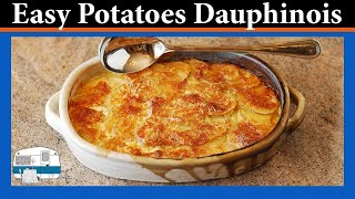 How to make Gratin Potatoes Dauphinois