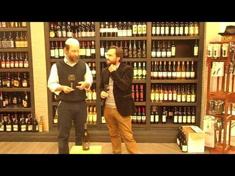 The Kosher Wine Review #216 Vignobles David Cotes Du Rhone - click image for video