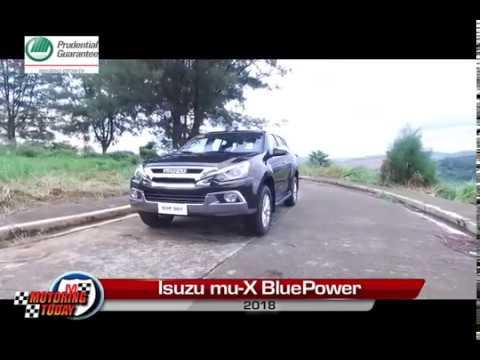 Isuzu mu-X BluePower 2018   Showcase
