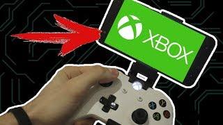 Я протестировал Xcloud | Играю в игры Xbox на телефоне в России  | Ощущения от использования