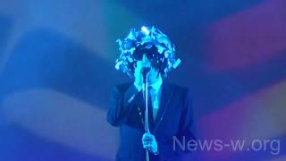 Pet Shop Boys - live songs in Moscow, VTB Ledovy Dvorets 8.12.2016