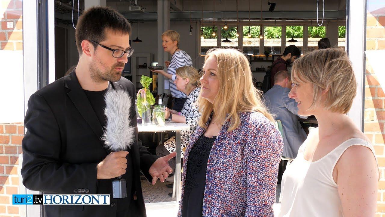 Warum die Chefredakteurin Marketing macht: Gabriele Mühlen und Bianca Schwarz zum House of Food