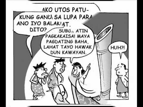 Tulok comedy comic joke Bladimer usi