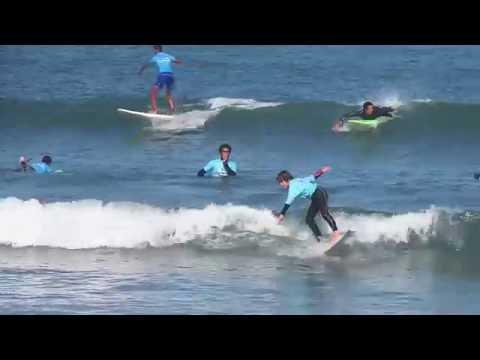 weekend surf in rabat morocco
