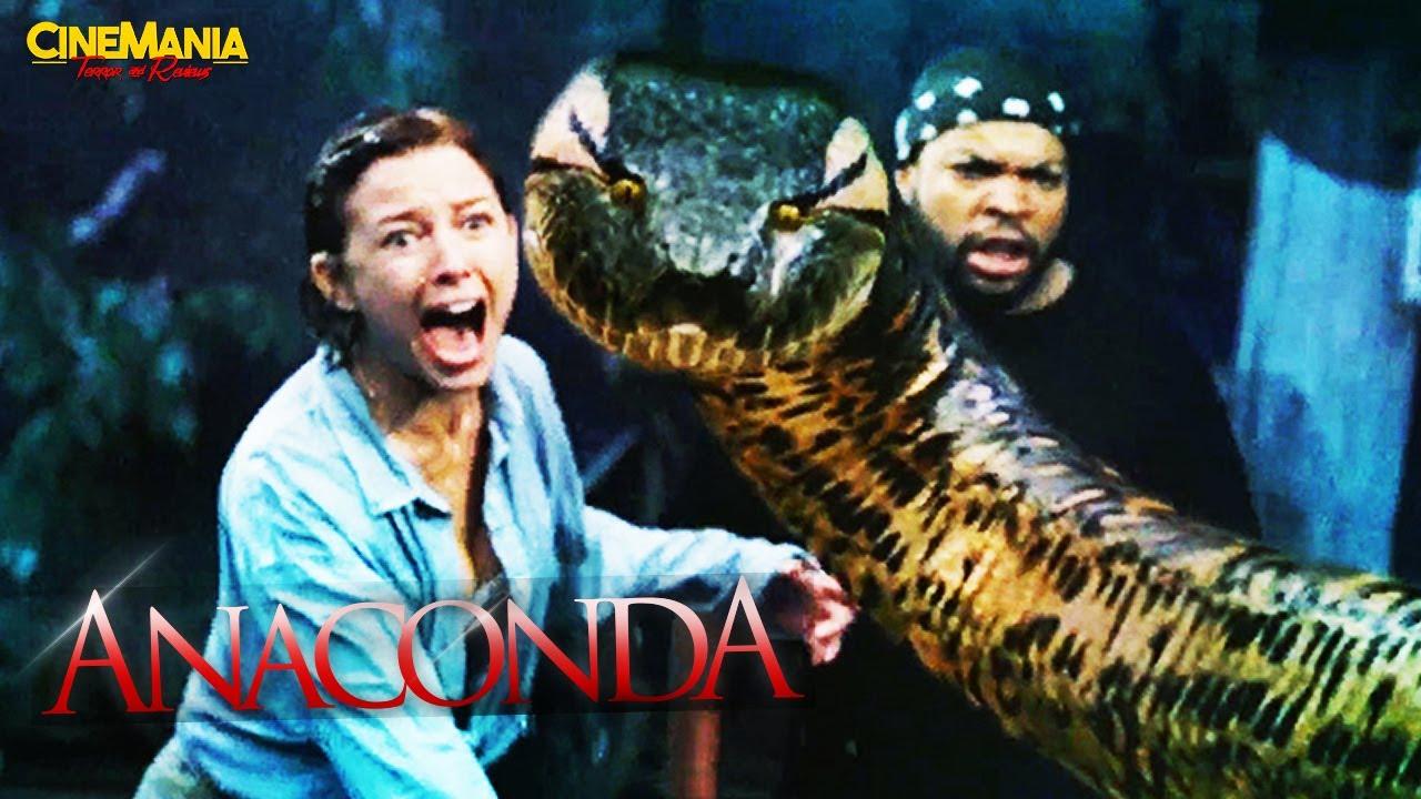 ANACONDA: A Cobra PSICOPATA Mais Trash do Horror! (1997)   Review do Maníaco S02EP07