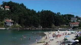 Baiona or Bayona Playa Campsite