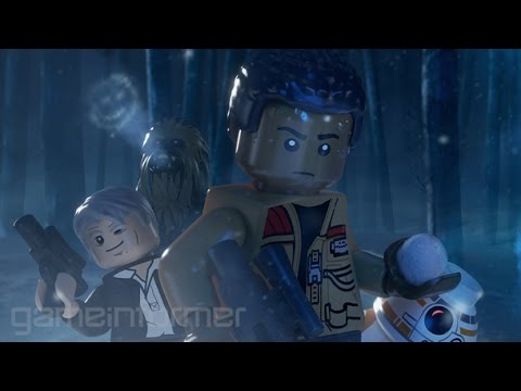Here's How 'LEGO Star Wars: The Force Awakens' Will Fill In The Events Between Episodes VI And VII