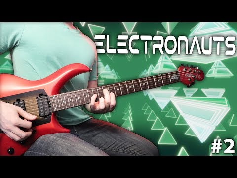 Playing Guitar on Electronauts - Best Beat I've EVER Made