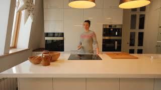 видео 10 вариантов дизайна кухни с островом