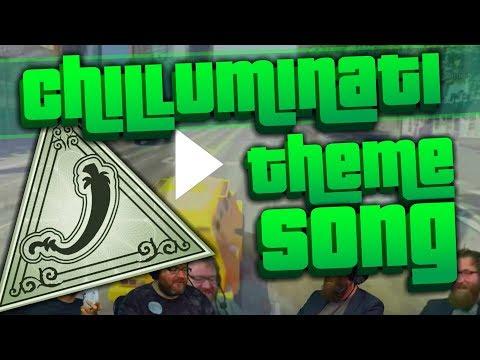 Yogscast Music - Chilluminati Theme Song - Chilluminati Intro & Outro Music (Complete)