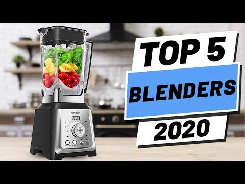 Top 5 BEST Blenders (2020)
