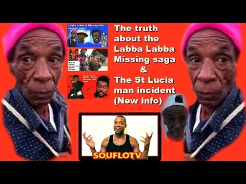 Labba Labba disappearance and new info in St Lucia man case Mp3