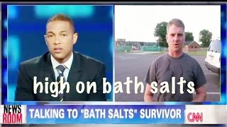 Walmart Trip on Bath Salts