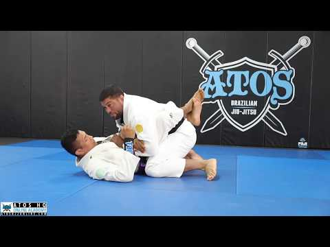 Effective Way to Open the Closed Guard by Andre Galvao