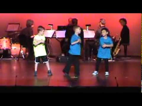 "Elefante Musical Theater Camp 2013: ""Can't Take My Eyes Off of You"" from Jersey Boys"