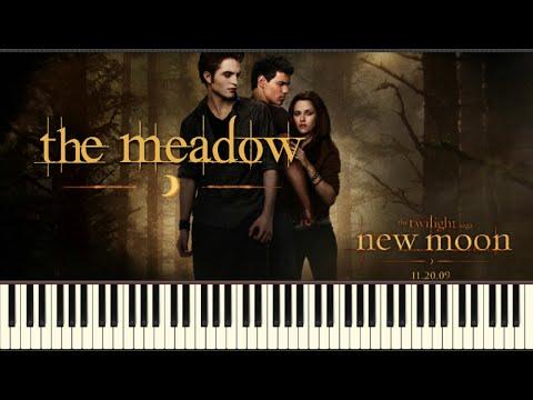 The Meadow The Twilight Saga: New Moon  Alexandre Desplat