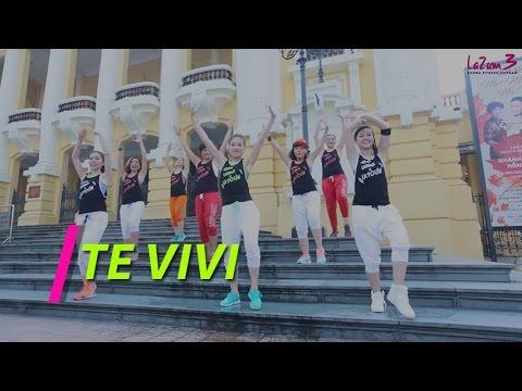 Nhảy Zumba   Te Vivi   Zumba Fitness Vietnam   Lazum3