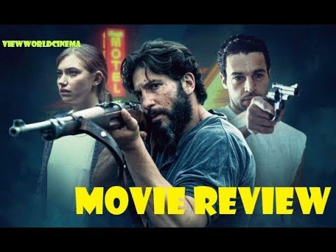 Sweet Virginia (2017) Jon Bernthal Thriller Movie Review