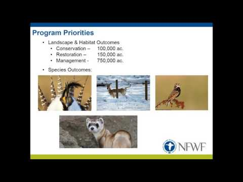 NFWF Northern Great Plains Applicant Webinar