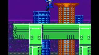 (Gameboy Color) Megaman Xtreme Normal Part 1 - Opening Stage