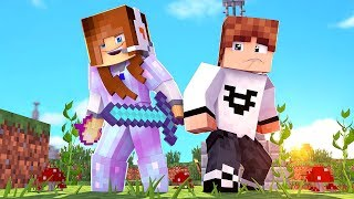 Minecraft: SKYWARS - A MAIS FORTE | BIBI |
