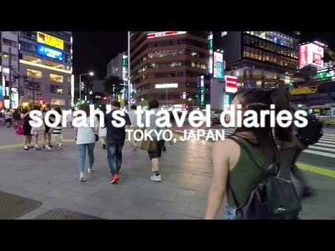 Sorah's Travel Diaries Ep. 1: JAPAN
