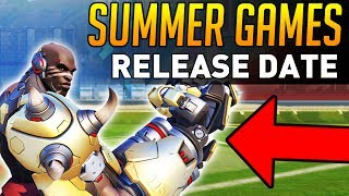 Overwatch | Summer Games 2017 DATE REVEALED!