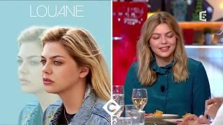 Louane au dîner - C à Vous - 15/12/2017