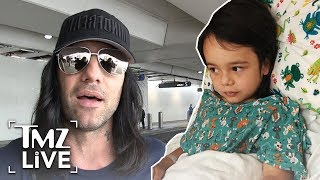 Criss Angel's 5 Year Old Son's Cancer Returns | TMZ Live