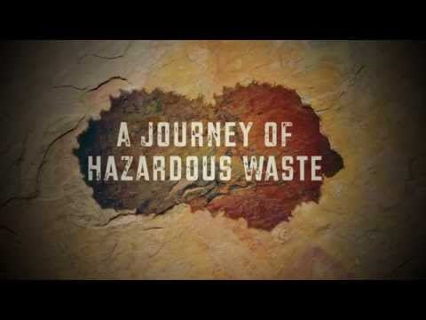 1. Introduction - A Journey of Hazardous Waste